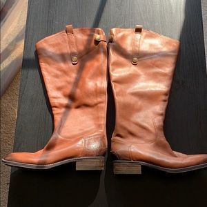 Sam Edelman penny 2 leather riding boot size 8